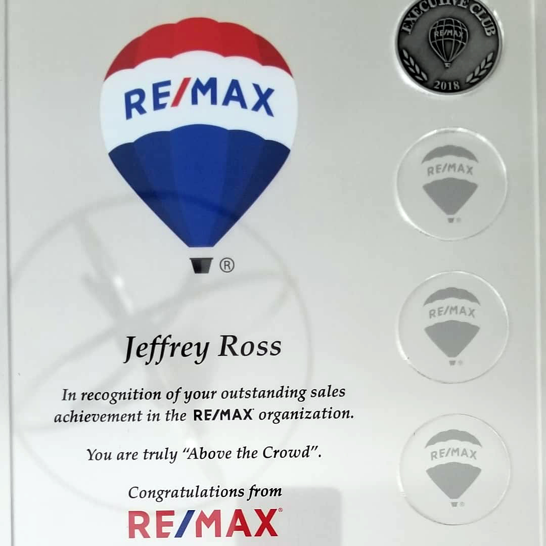 ReMax Executive Club Member